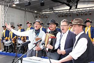 Das Freibadlied - live gesungen auf dem Stadtfest Neresheim