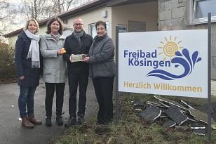 Pressemitteilung: 15.12.2019 - Spende Sportgemeinschaft Dorfmerkingen